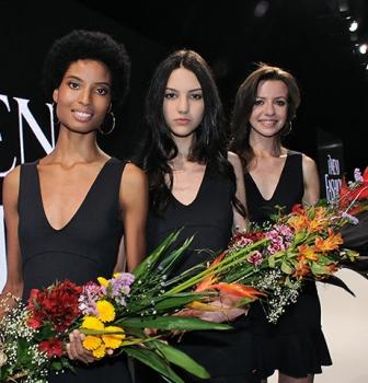 Jornal Evolução: São-Bentense é terceiro lugar no Amend Fashion Team, concurso de beleza nacional