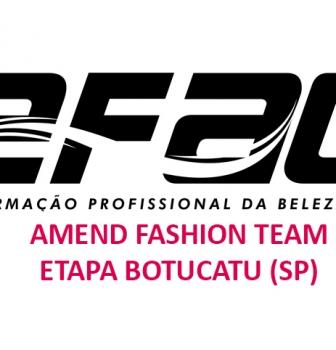 Botucatu abre inscrições e realiza seletiva para o Amend Fashion Team