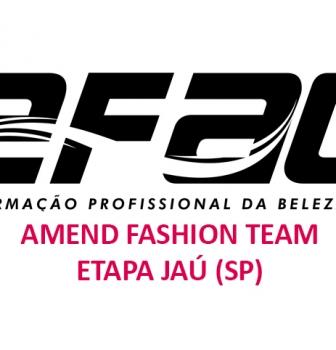 Jaú abre inscrições e realiza seletiva para o Amend Fashion Team